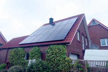 9,8kWp in Ost West Ausrichtung in 26676 Barßel
